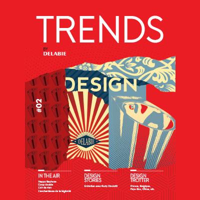 Trends by DELABIE - magazyn trendówdesign w sanitariatach