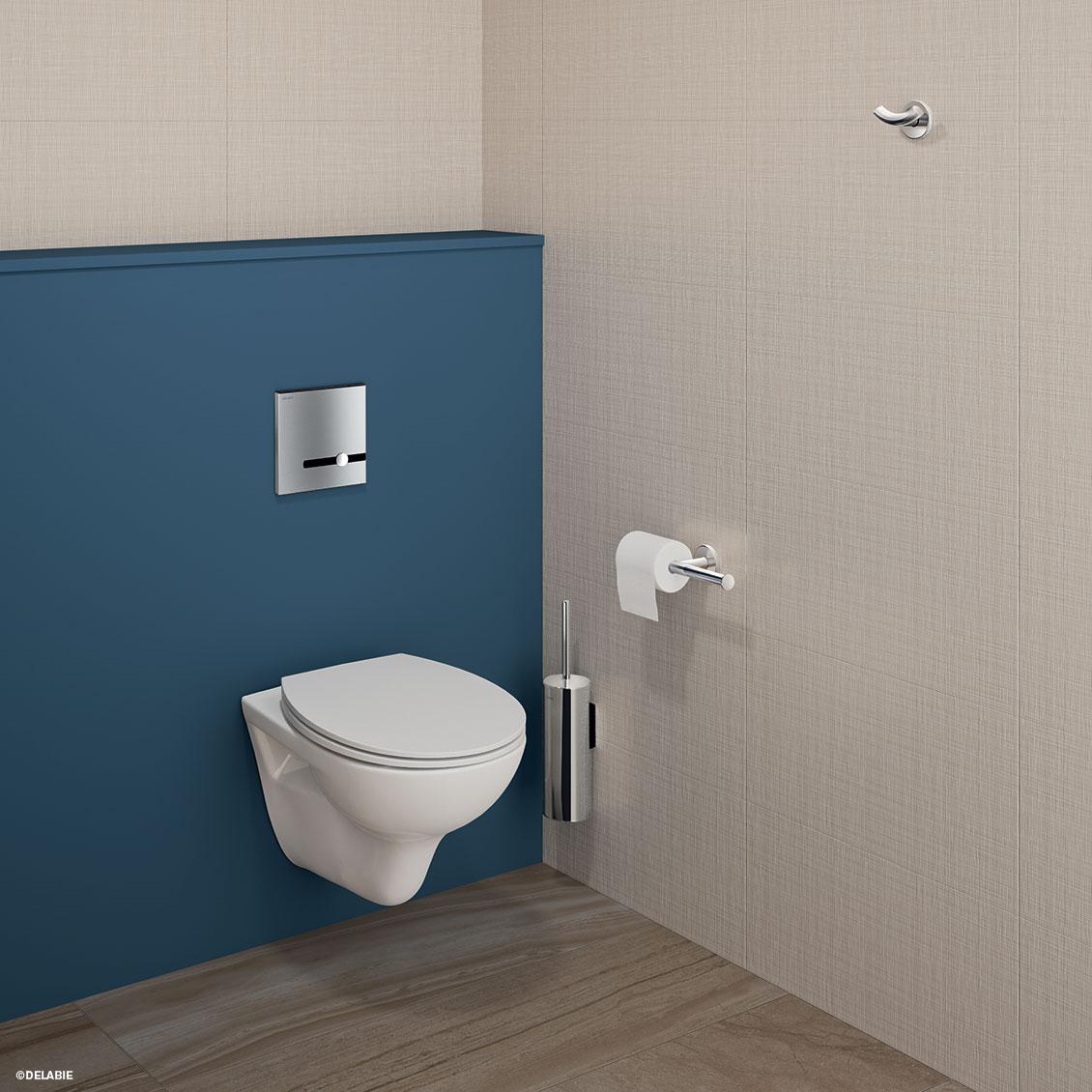 Toalety w biurze