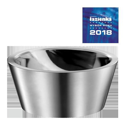 Nagroda główna w kategorii łazienka publiczna dla umywalki nablatowej ALGUI