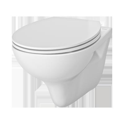 WC bez kołnierza WCeram S