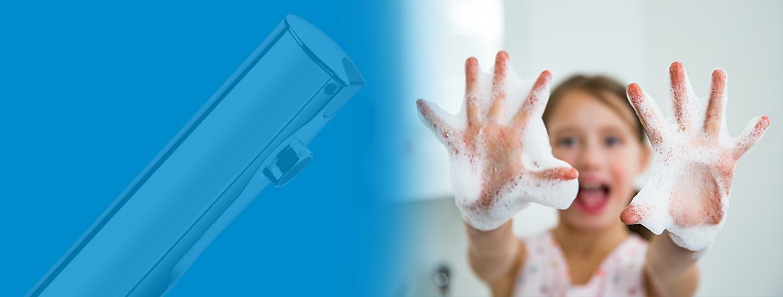 Mycie i dezynfekcja rąk