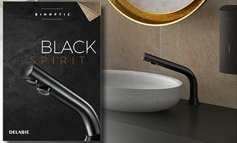 BLACK SPIRIT - Découvrez la gamme BINOPTIC noir mat